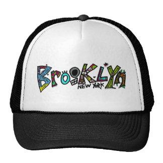 ¡Reglas de Brooklyn en apenas alrededor de cualqu Gorras