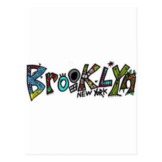 ¡Reglas de Brooklyn! en apenas alrededor de Postal