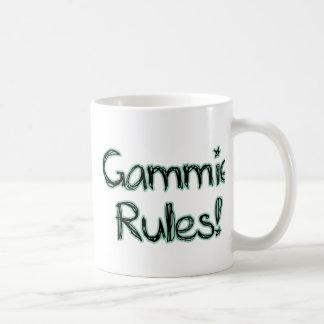 ¡Reglas de Gammie! Taza