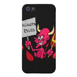 Reglas de Halloween iPhone 5 Cobertura