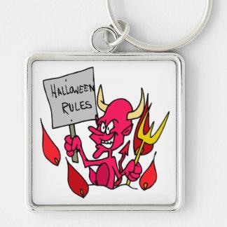 Reglas de Halloween Llaveros