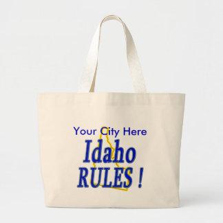 ¡Reglas de Idaho! Bolsas