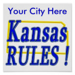 ¡Reglas de Kansas! Impresiones