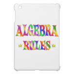 Reglas de la álgebra