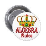 Reglas de la ÁLGEBRA Pins