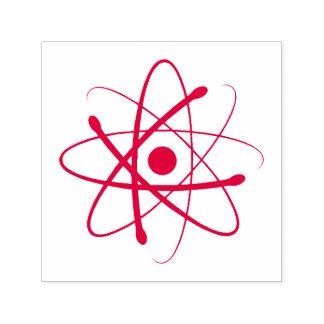 Reglas de la ciencia del símbolo el | del átomo sello automático