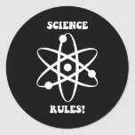 reglas de la ciencia etiqueta