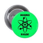 reglas de la ciencia pins
