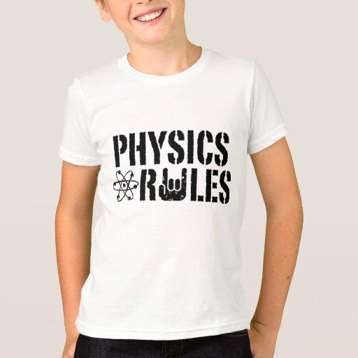Reglas de la física playera
