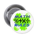 Reglas de la matemáticas pins