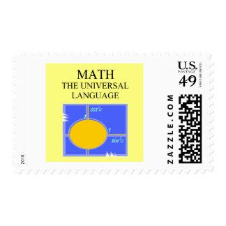 reglas de las matemáticas franqueo