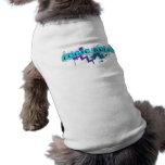 Reglas de lógica camisetas de perro