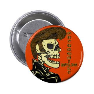 Reglas de Psychobilly Pins
