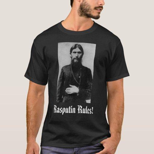 Reglas de Rasputin Playera