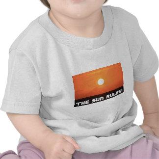 ¡Reglas de The Sun! 2 Camiseta
