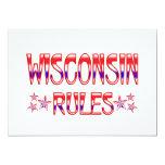 Reglas de Wisconsin Comunicados Personales