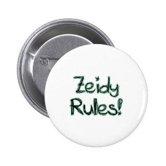 ¡Reglas de Zeidy! Pin