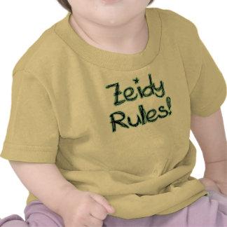 ¡Reglas de Zeidy! Camisetas