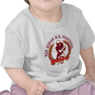 ¡REGLAS del fútbol de San Dimas HS! Camisetas