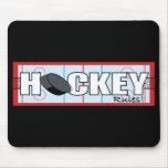 Reglas del hockey tapete de raton