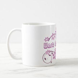 Reglas del oscilación de la costa oeste tazas de café