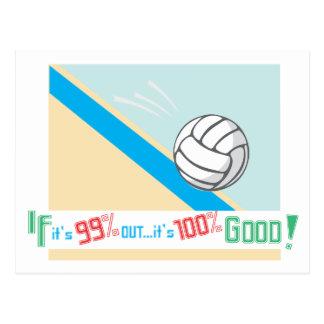 ¡Reglas del voleibol…! Tarjeta Postal