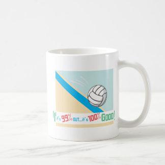 ¡Reglas del voleibol…! Tazas