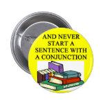 reglas divertidas para los escritores pin