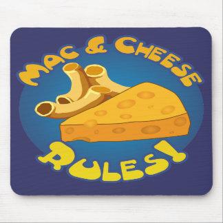 Reglas Mousepad del mac y del queso
