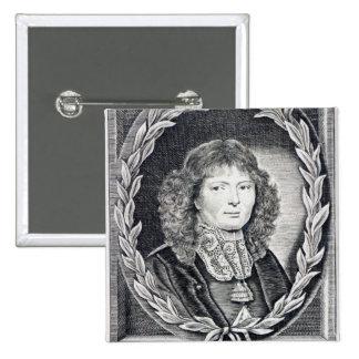 Regnier de Graaf, c.1670 Pinback Button