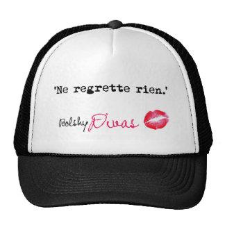 Regret Nothing Trucker Hat