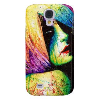 Regrets - Pop Art Portrait Samsung Galaxy S4 Cover