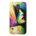 Regrets - Pop Art Portrait Case For Galaxy S5