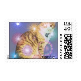 Regretsy Level 4 postage stamps