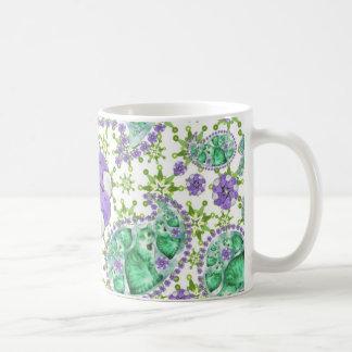 Regretsy Paisley Mug
