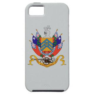 Regt  D'Artillerie Levis (Armoiries) iPhone SE/5/5s Case