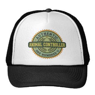 Regulador animal auténtico gorros