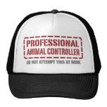 Regulador animal profesional gorro