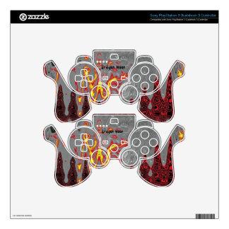 Regulador de Sony PlayStation 3 Dualshock 3 Mando PS3 Calcomanía