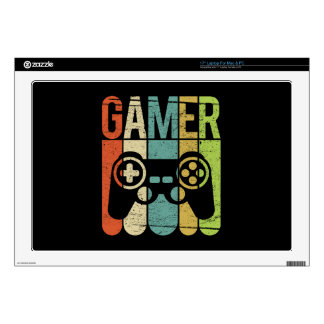 Regulador del juego del videojugador portátil 43,2cm skin