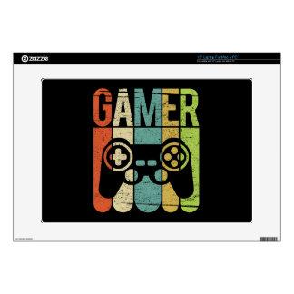 Regulador del juego del videojugador skins para 38,1cm portátiles