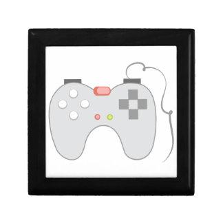Regulador del juego caja de regalo cuadrada pequeña