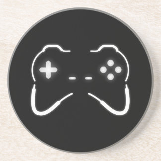 Regulador del juego posavasos personalizados