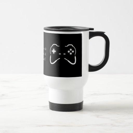 Regulador del juego taza