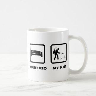 Regulador del parásito taza de café