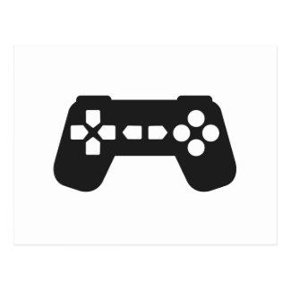 Regulador del videojuego postal