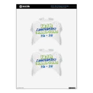Regulador inalámbrico de XBOX 360 expreso Mando Xbox 360 Skin