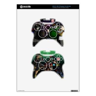 Reguladores de ChiinFerno Mando Xbox 360 Calcomanía