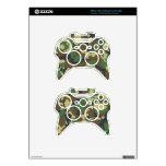 Reguladores de la radio de Xbox 360 del camuflaje Mando Xbox 360 Calcomanía