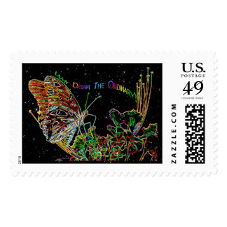 Regular Stamp - Extraordinary Starry Night